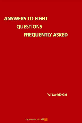 Answers to Eight Questions Frequently Asked