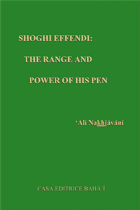 Range and Power of His Pen
