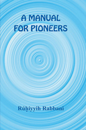 Manual for Pioneers