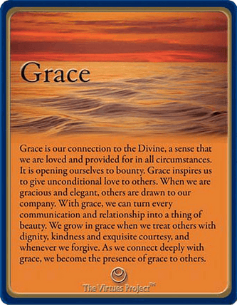 Reflection Virtue Cards