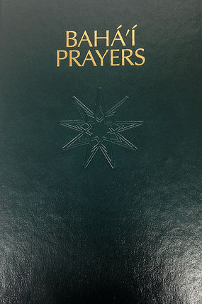Baha'i Prayers<br>(hardcover)