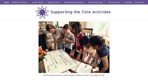 Supporting the Core Activities