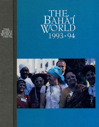Bahá'í World 1993 - 1994