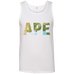 Ape - Men's 100% Ringspun Cotton Tank Top - Ultrakoala Trial, Hiking, Biking and Camping Gear