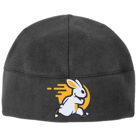 Rabbit - Icon Embroidered Fleece Beanie