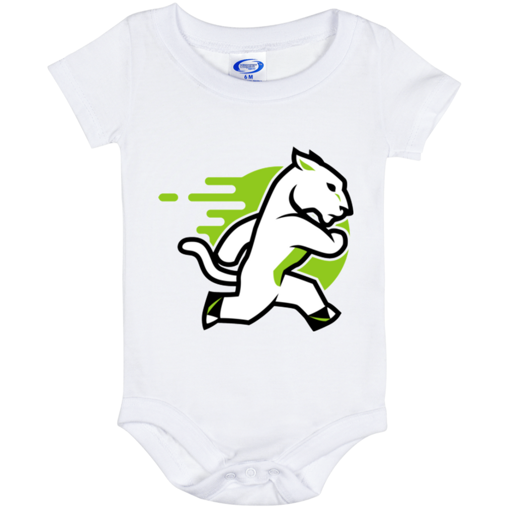 Panther - Baby Onesie 6 Month - Ultrakoala Trial, Hiking, Biking and Camping Gear