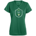 Lynx - Medallion 100% polyester Wicking Ladies'  T-Shirt - Ultrakoala Trial, Hiking, Biking and Camping Gear