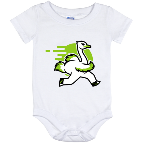 Ostrich - Baby Onesie 12 Month - Ultrakoala Trial, Hiking, Biking and Camping Gear