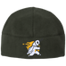 Grasshopper - Icon Embroidered Fleece Beanie - Ultrakoala Trial, Hiking, Biking and Camping Gear