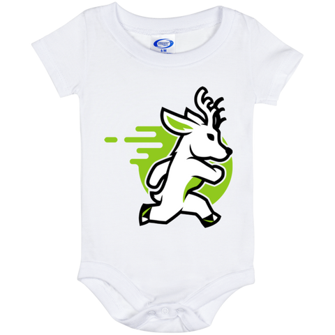 Deer - Baby Onesie 6 Month - Ultrakoala Trial, Hiking, Biking and Camping Gear