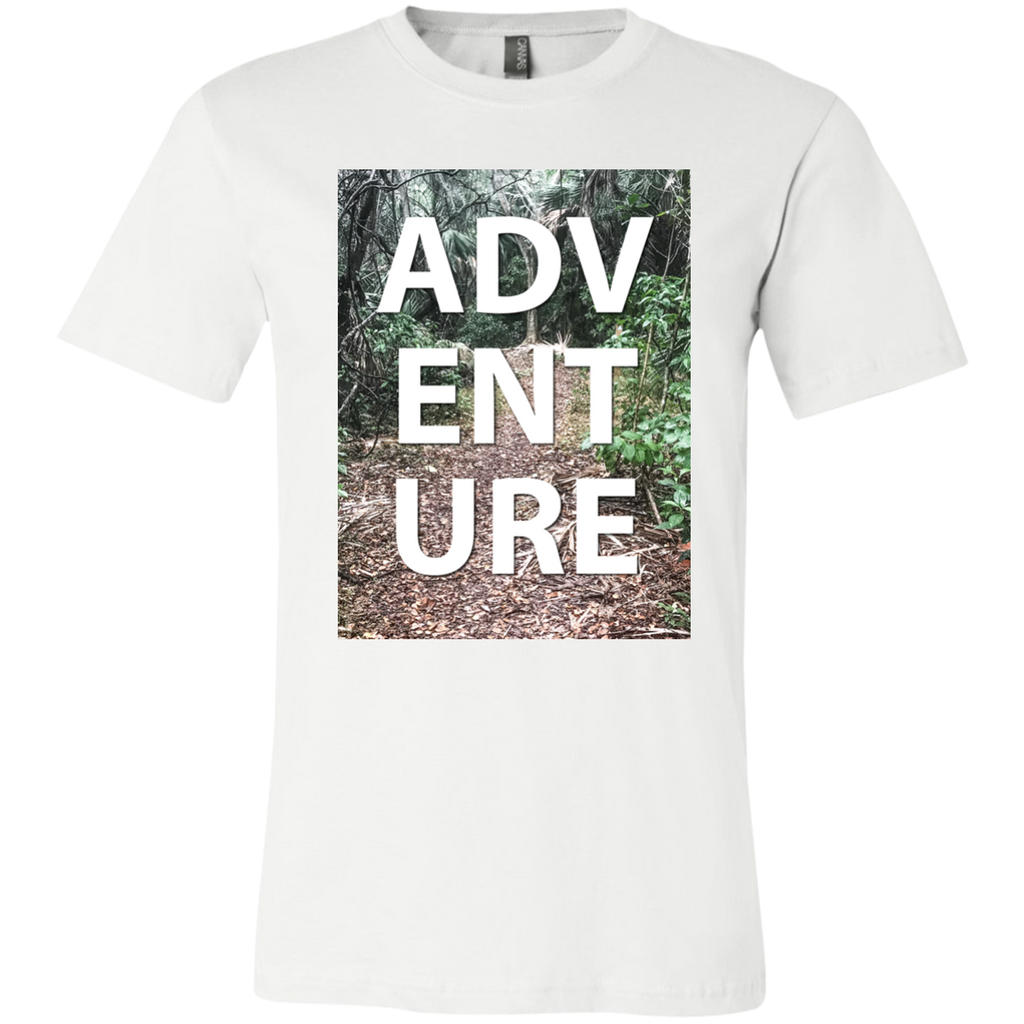 Adventure Forest Unisex Jersey Short-Sleeve T-Shirt - Ultrakoala Trial, Hiking, Biking and Camping Gear