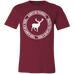 Deer Be Yourself Unisex Jersey Short-Sleeve T-Shirt - Ultrakoala Trial, Hiking, Biking and Camping Gear