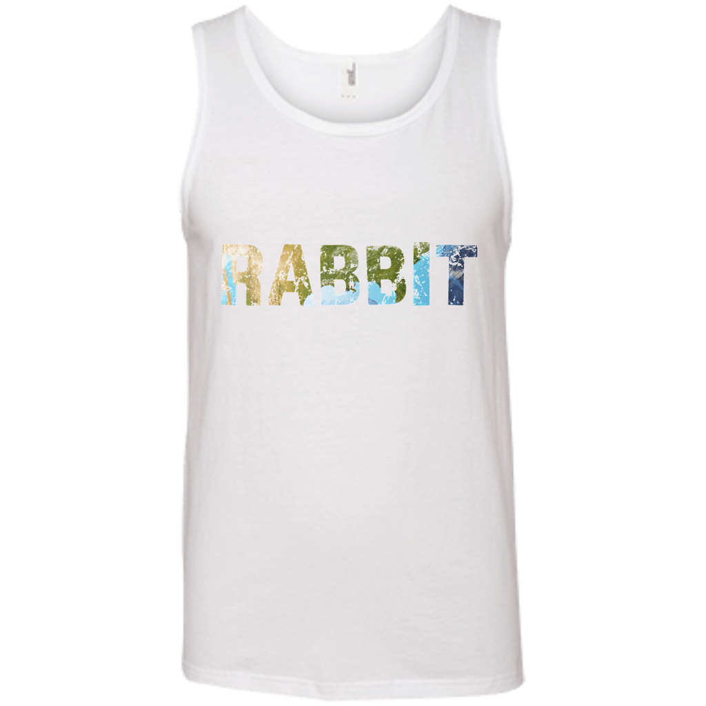 Rabbit - Men's 100% Ringspun Cotton Tank Top