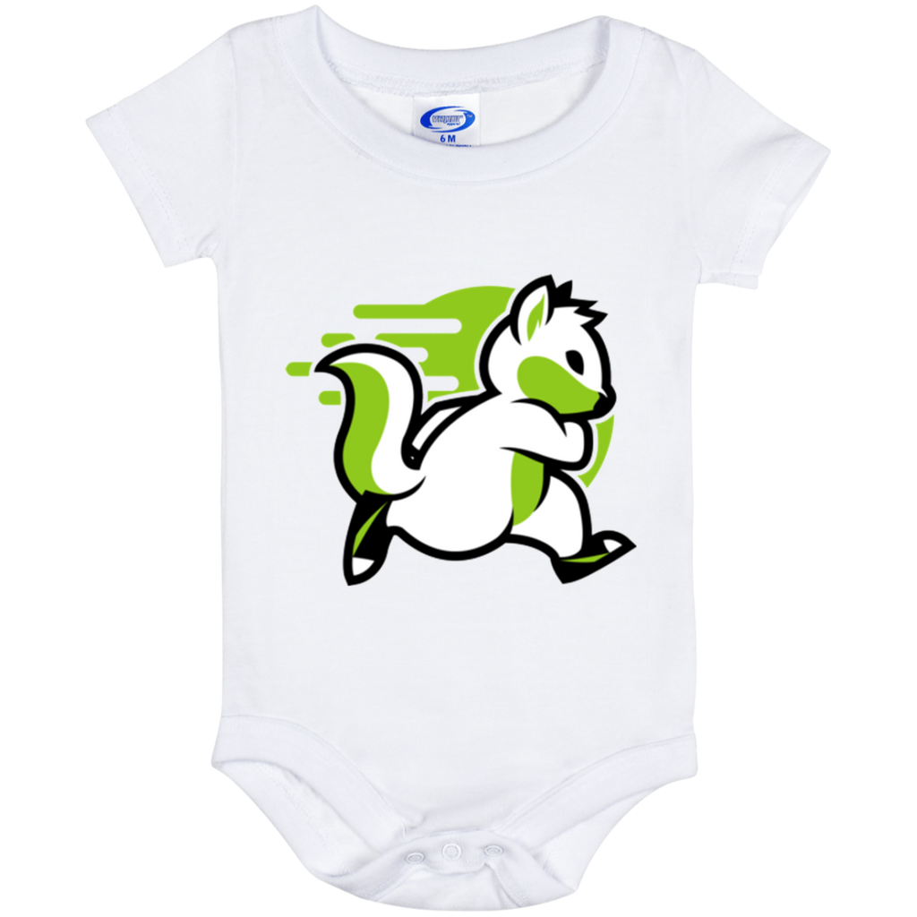 Chipmunk - Baby Onesie 6 Month - Ultrakoala Trial, Hiking, Biking and Camping Gear
