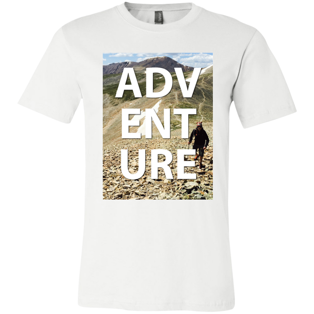 Adventure Unisex Jersey Short-Sleeve T-Shirt - Ultrakoala Trial, Hiking, Biking and Camping Gear