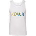 Koala - Men's 100% Ringspun Cotton Tank Top - Ultrakoala Trial, Hiking, Biking and Camping Gear