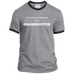 Awesome Grasshopper - Men's Ringer Tee - Ultrakoala Trial, Hiking, Biking and Camping Gear