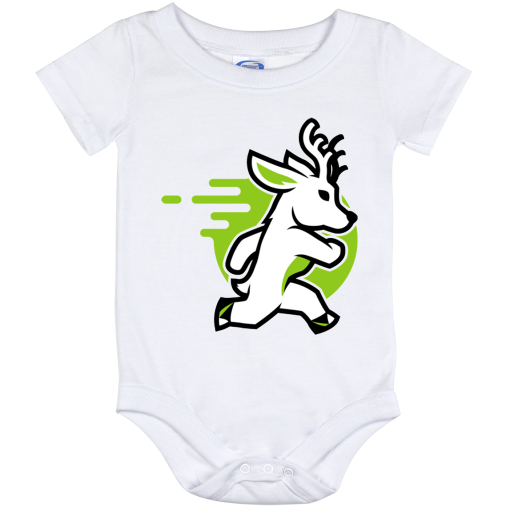 Deer - Baby Onesie 12 Month - Ultrakoala Trial, Hiking, Biking and Camping Gear