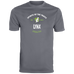Lynx - Est. 2014 Men's Moisture Wicking T-Shirt - Ultrakoala Trial, Hiking, Biking and Camping Gear