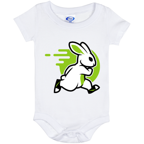 Rabbit - Baby Onesie 6 Month