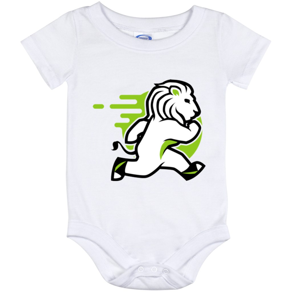 Lion - Baby Onesie 12 Month - Ultrakoala Trial, Hiking, Biking and Camping Gear
