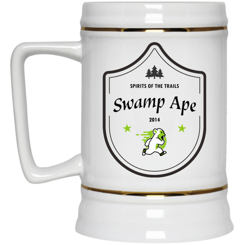 Swamp Ape - Medallion Beer Stein 22oz.