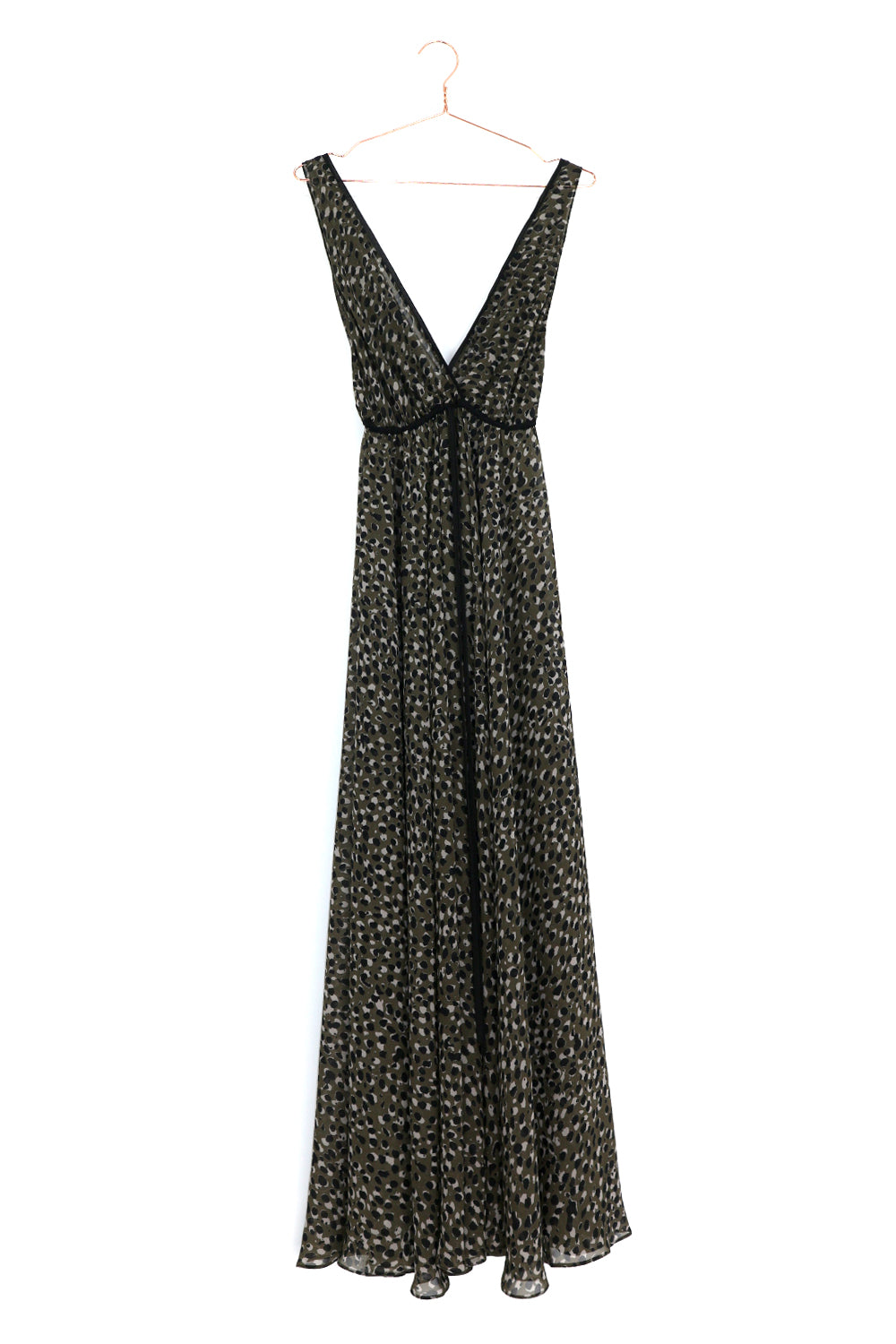 Pebble Print Lucie Dress
