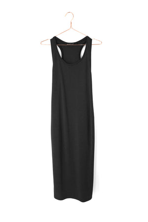 Ree Racer Back Modal Midi Dress