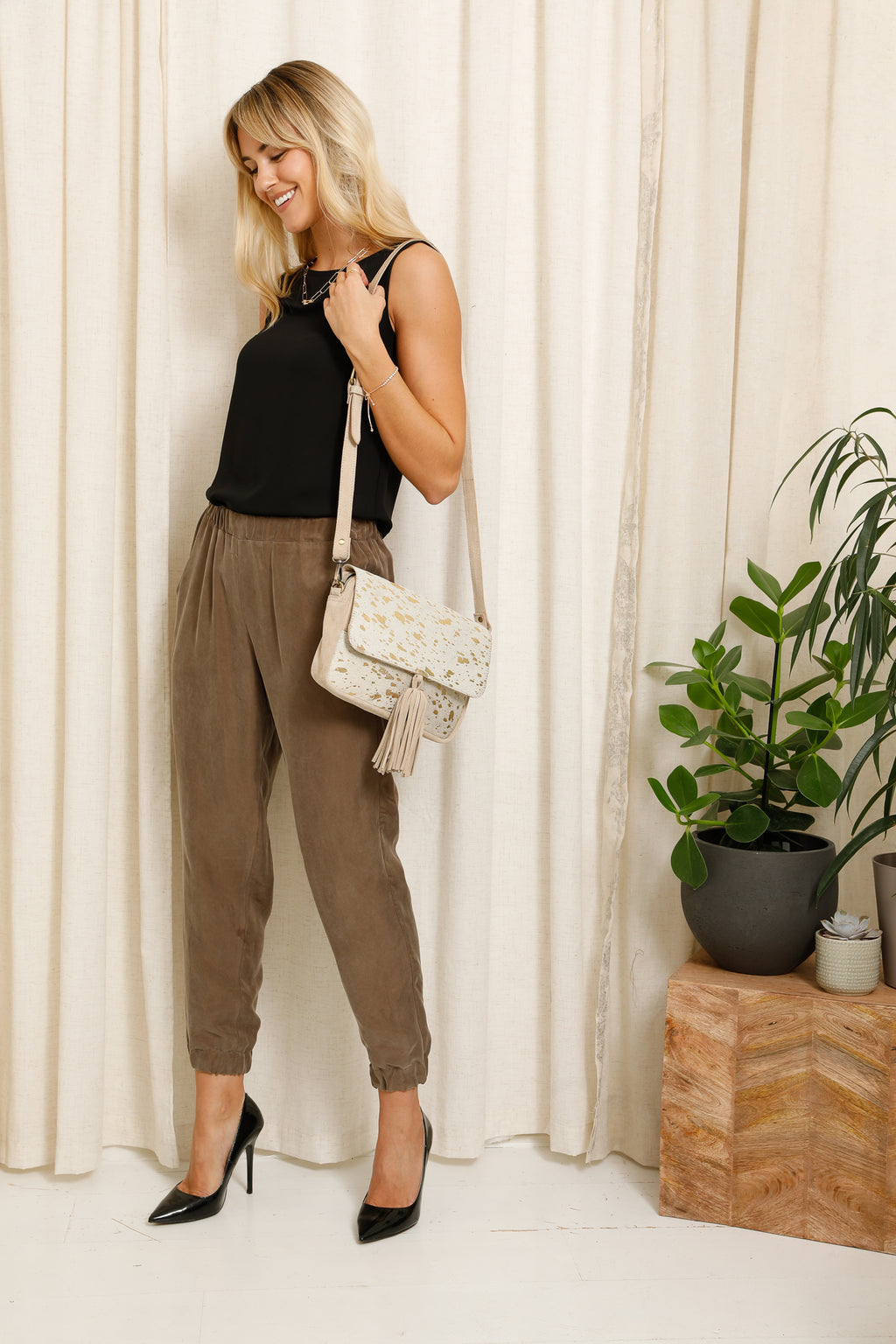 Luxe Felix Trousers