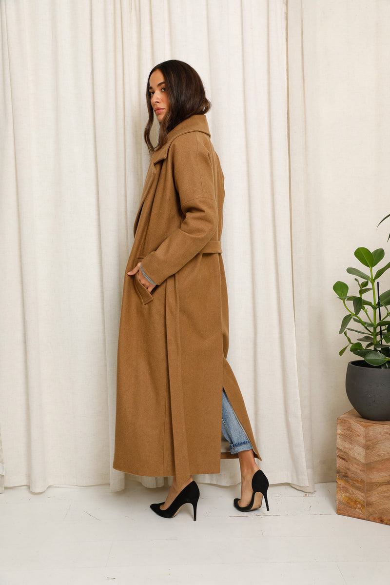 Mrs Smith Full Length Coat