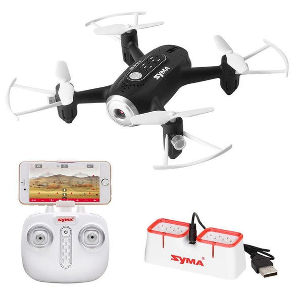 SYMA X22W WIFI FPV With 720P Camera APP Controller Altitude Hold Mode RC Quadcopterr RTF-Electro Shop