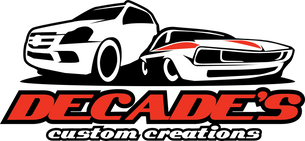 Decade's Custom Creations Products
