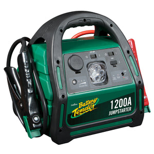 Battery Tender 1200A AGM Jump Starter 12V DC Power / USB