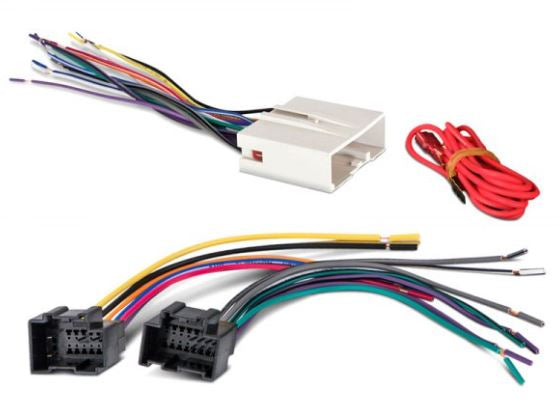 [DIAGRAM_5UK]  Metra® - Aftermarket Radio Wiring Harness with OEM Plug – Decade's  Automotive Innovations | Jvc Radio Wiring Harness |  | Decade's Automotive Innovations