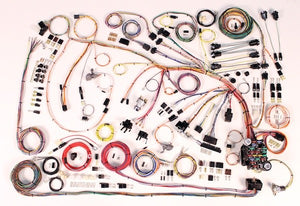Classic Update Kit - 1966-68 Chevy Impala  Item Number: 510372