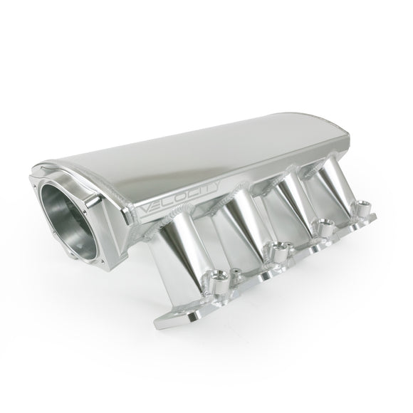 Top Street Performance Intake Manifold - TSP Velocity Fab. Aluminum Raised Rectangle Port, Anodized