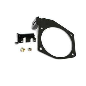 Top Street Performance Throttle Cable Bracket - TSP Velocity LSX, Black