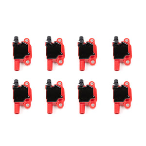 Top Street Performance Ignition Coil - Set of 8 - LS2, LS3, LS7, LS9 Car Applications