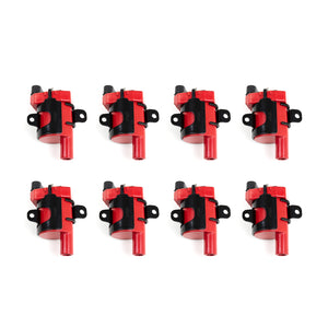 Top Street Performance Ignition Coil - Set of 8 - LS2 Truck Applications