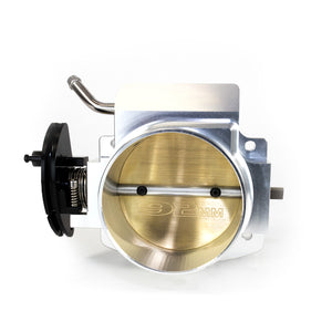 Top Street Performance Throttle Body - 92mm TSP Velocity Billet Aluminum - LS, Machined