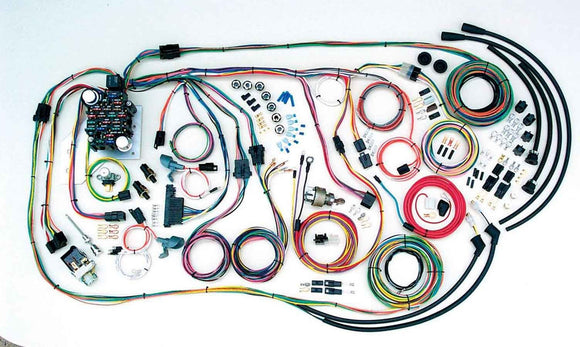 55-59 Chevy Truck Wiring Harness