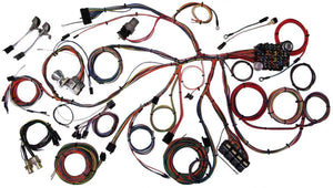 67-68 Mustang Wiring Harness