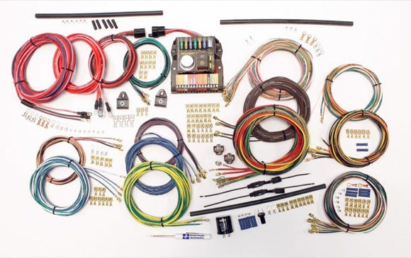 62-74 Volkswagon Wiring Harness