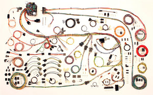 1967-75 Mopar A-Body Wiring Kit