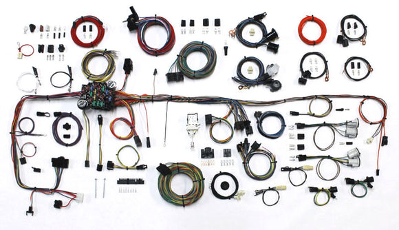 83-87 GM P/U Wiring Harness