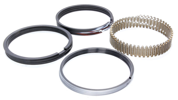 Piston Ring Set 4.380 HTD HT .017 1/16 1/16