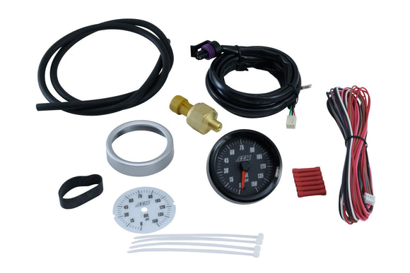 Air/Oil/Fuel Pressure Analog Gauge 0-150psi