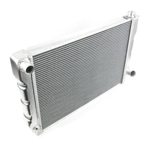 Top Street Performance Universal Aluminum Radiator - Chevy, 29""