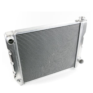 Top Street Performance Universal Aluminum Radiator - Chevy, 26""