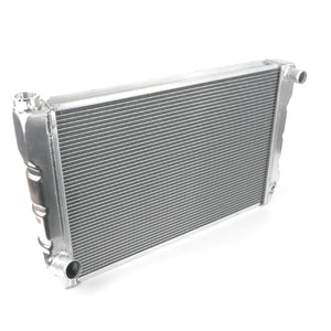 Top Street Performance Unversal Aluminum Radiator - Ford, 31""